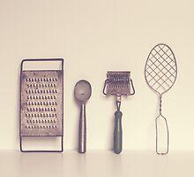 Vintage Kitchen by Maren Misner