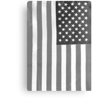 American Flag Verticle Canvas Print