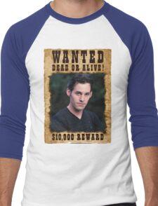 Buffy Xander Wanted Men's Baseball ¾ T-Shirt