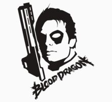 Far Cry Blood Dragon Tee Single-Colour by AdMakesGraphics