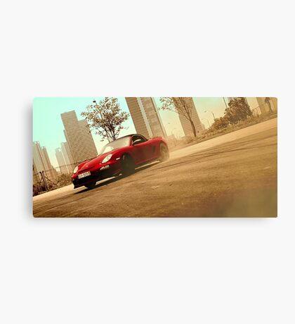 """Super Junior """"Devil"""" Car Canvas Print"""