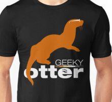 Geeky Otter! Unisex T-Shirt