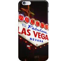 Bright light city iPhone Case/Skin