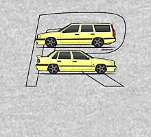 Volvo 850R T5-R Duo Creme Yellow Unisex T-Shirt
