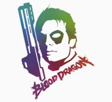 Far Cry Blood Dragon Tee Colours by AdMakesGraphics