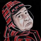 Walter Matthau plays Max Goldman by Margaret Sanderson
