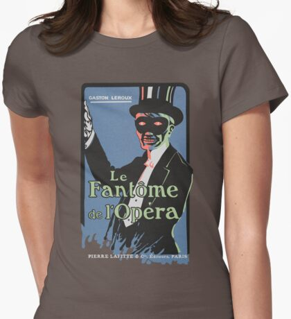 Le Fantôme Womens Fitted T-Shirt