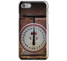 To Scale iPhone Case/Skin