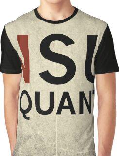 Criminal Minds Graphic T-Shirt