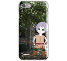 E is for Elf iPhone Case/Skin