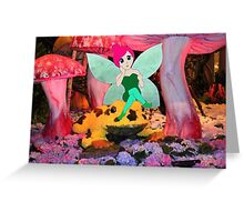 F is for Fairy Greeting Card