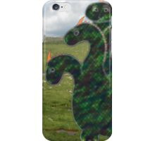 H is for Hydra iPhone Case/Skin