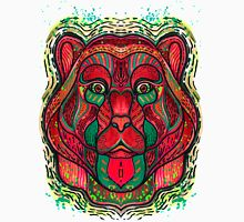 Psychedelic bear Unisex T-Shirt