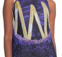 GRAFFITI QUEEN Contrast Tank