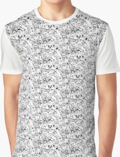 A Study in Chaos Graphic T-Shirt