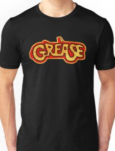°MOVIES° Grease Rust Logo Unisex T-Shirt