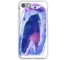 Jonny Quest Invisible Monster iPhone Case/Skin