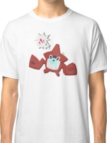 """Hey, kid! Gentle on the goods, okay?"" Classic T-Shirt"