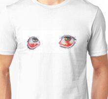 Bloodshot Eyes Unisex T-Shirt