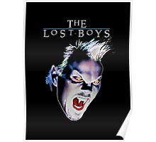 The Lost Boys - Coloured Variant Poster