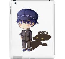 Naoto Chibi - Persona 4 iPad Case/Skin