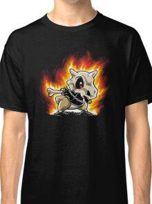 Cubone on fire Classic T-Shirt