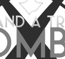 I Demand a Trial by Combat Sticker