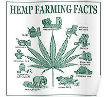 Hemp Farming  Poster