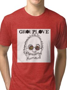 Group Love - Spreading Rumours Tri-blend T-Shirt