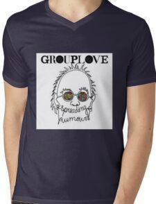 Group Love - Spreading Rumours Mens V-Neck T-Shirt