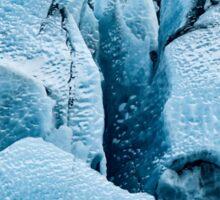 Ice Textures Sticker
