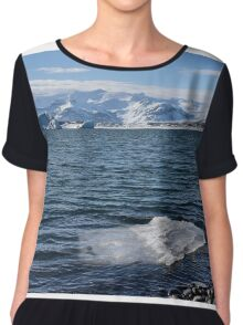 Cold Waters Chiffon Top
