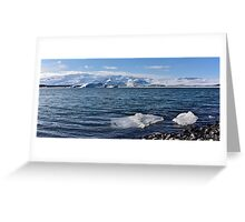Cold Waters Greeting Card