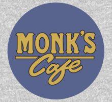 """Monk's Cafe - as seen on """"Seinfeld"""" by vertigocreative"""