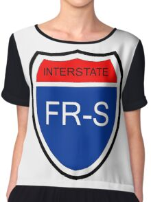 FR-S Interstate Chiffon Top