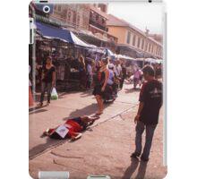 Street Scene Bangkok iPad Case/Skin