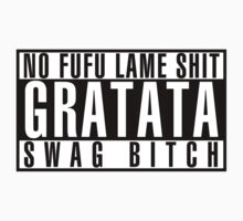 #GRATATA (Parental Advisory Logo) by UberPBnJ