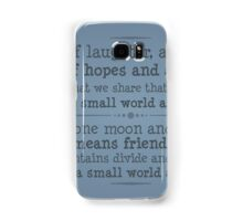 A World of Laughter Samsung Galaxy Case/Skin