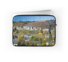 Colorful Village - Travel Photography Laptop Sleeve