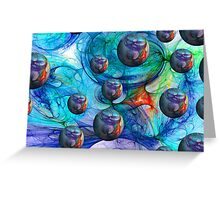 Spheres to ya!! Greeting Card