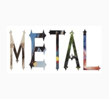 Metal by Brian Blaine