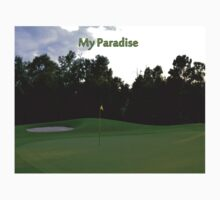 Golf Paradise by Brian Blaine
