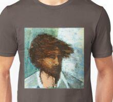 Thom Yorke of Radiohead Portrait / Painting Unisex T-Shirt
