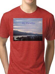 River Paradise Tri-blend T-Shirt