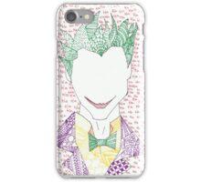 What a Joker iPhone Case/Skin