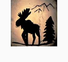 Moose Shadow Unisex T-Shirt