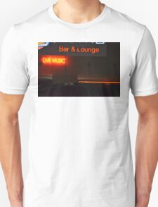 Live Music Sign T-Shirt