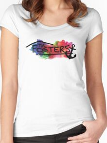 The Fosters : I need an anchor Women's Fitted Scoop T-Shirt