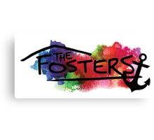 The Fosters : I need an anchor Canvas Print