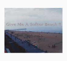 Softer Beach by Brian Blaine